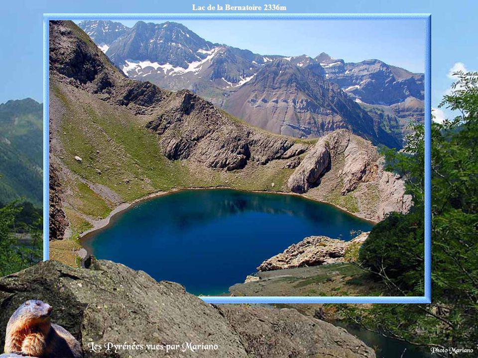Lac dOncet 2253m.