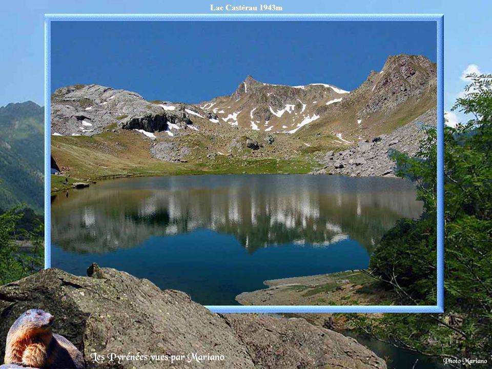 Lac dAnglas 2068m.