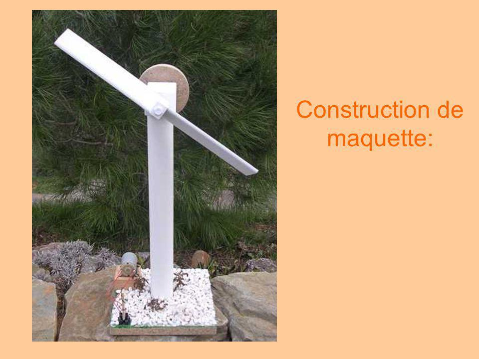 Construction de maquette: