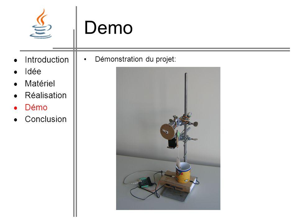 Divertissant Problème –Capteur Température –Lecteur de tag RFID Introduction Idée Matériel Réalisation Démo Conclusion