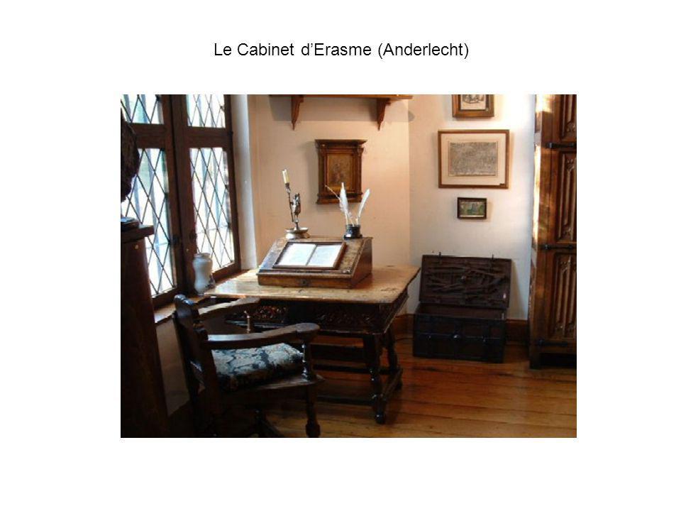 Le Cabinet dErasme (Anderlecht)