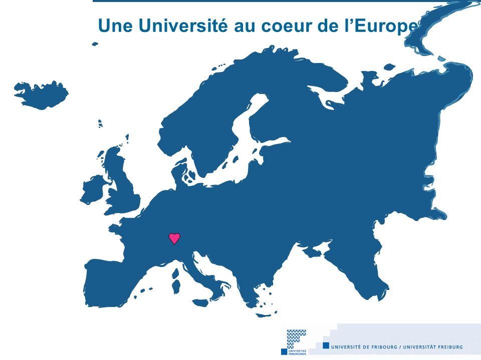 Une Université au coeur de lEurope