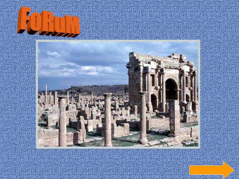 La période dexpansion du Forum romain se fait essentiellement pendant la République romaine, de la fin des guerres puniques (IIème siècle avant JC), jusquà Jules César qui décide la construction de nouveaux forums, celui ci étant devenu trop petit pour Rome, devenu le centre dun vaste empire.