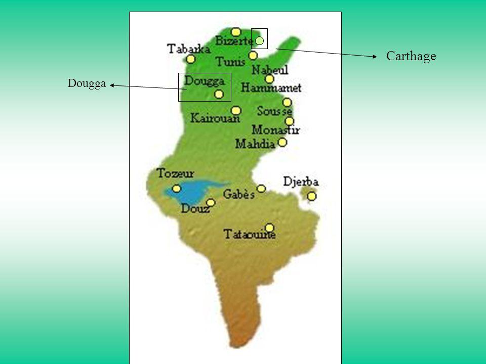 Carthage Dougga