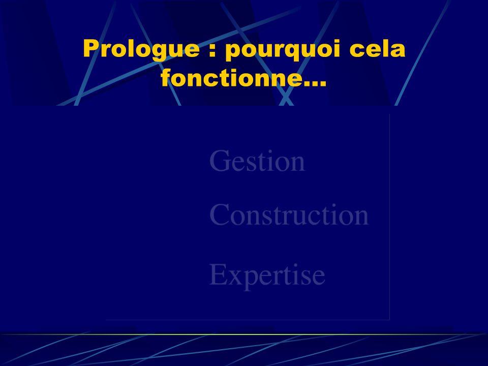 Prologue : pourquoi cela fonctionne...