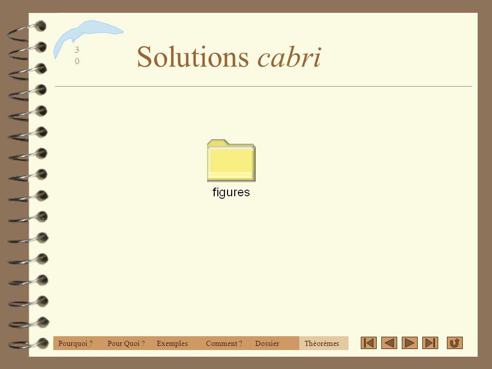 2929 Ouvrir un fichier cabri 4 Liste de 24