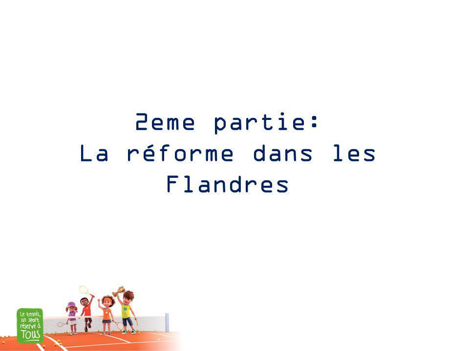 2eme partie: La réforme dans les Flandres