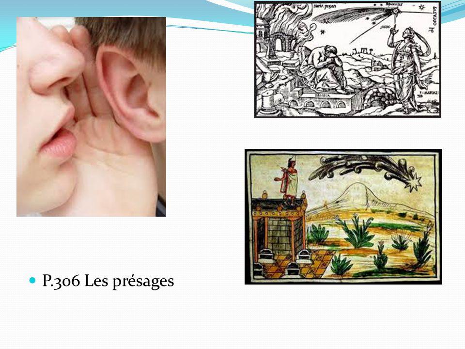 P.306 Les présages