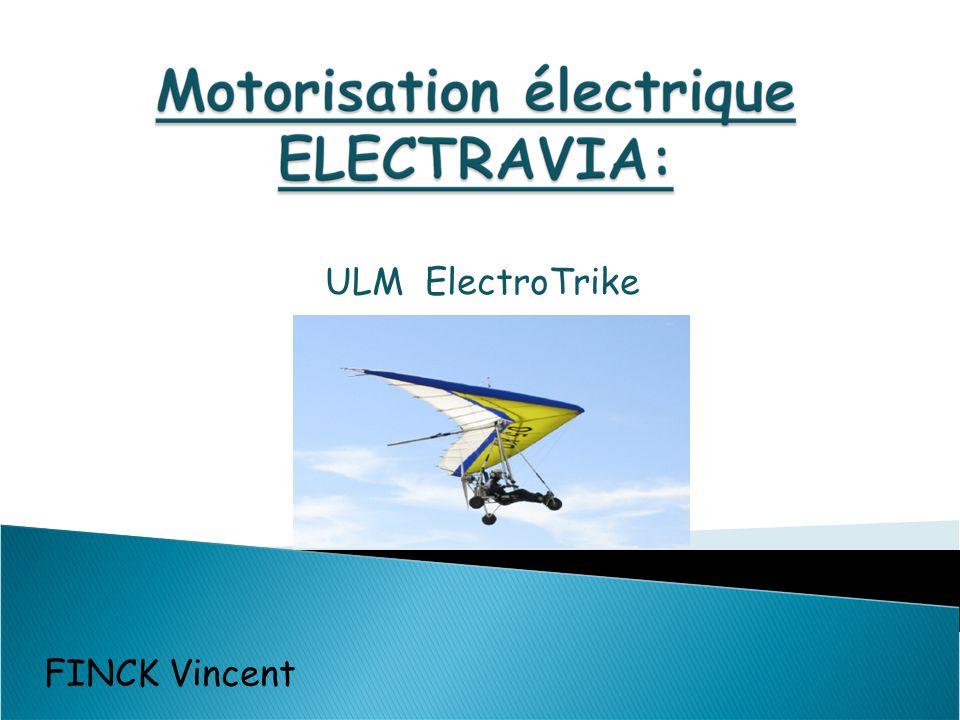 ULM ElectroTrike FINCK Vincent