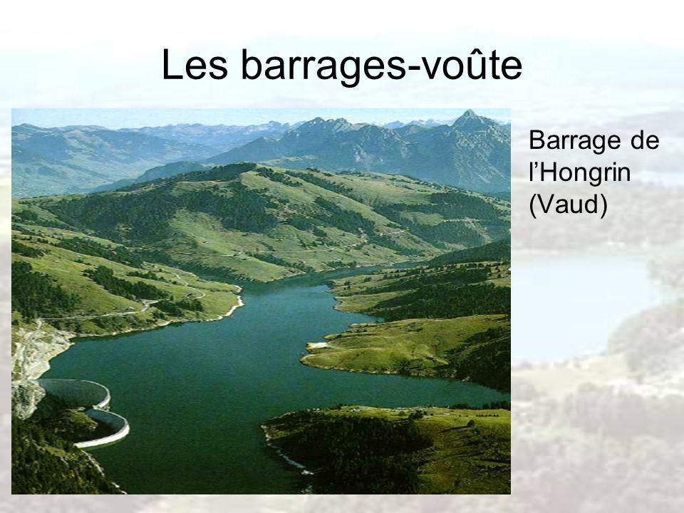 Barrage de lHongrin (Vaud)