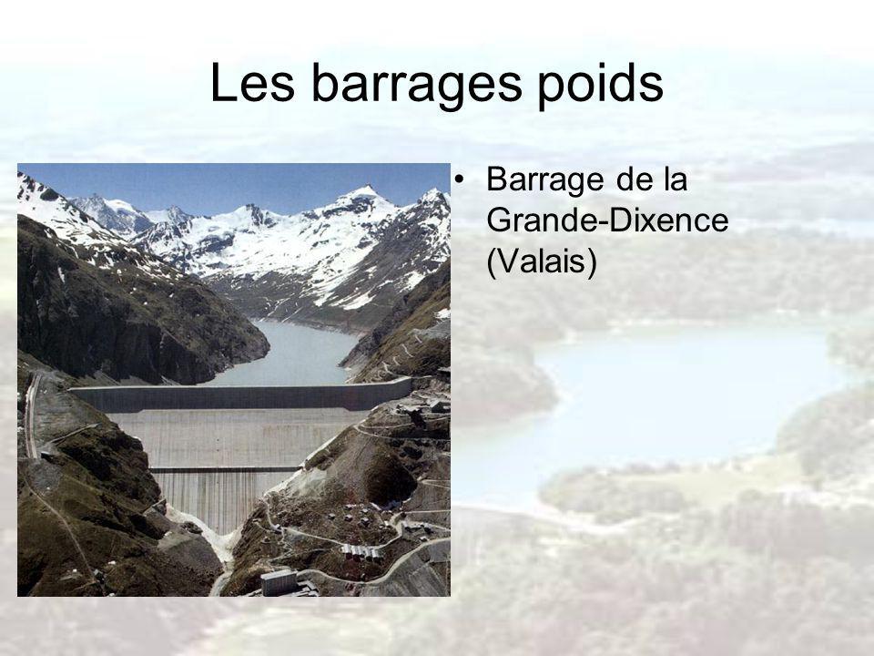 Barrage de la Grande-Dixence (Valais)