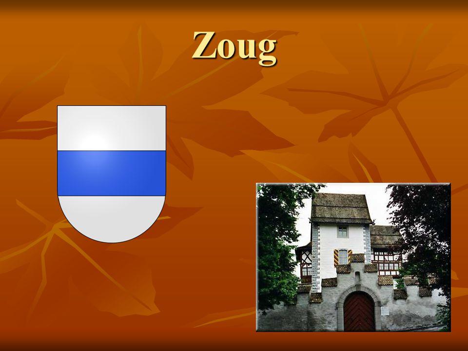 Zoug la capitale Zoug est entré dans la confédération Suisse en 1352 et il parle allemand.