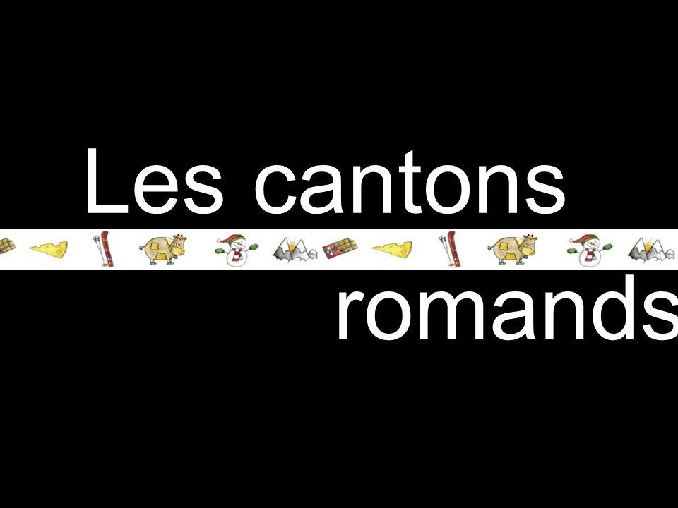 Les cantons romands