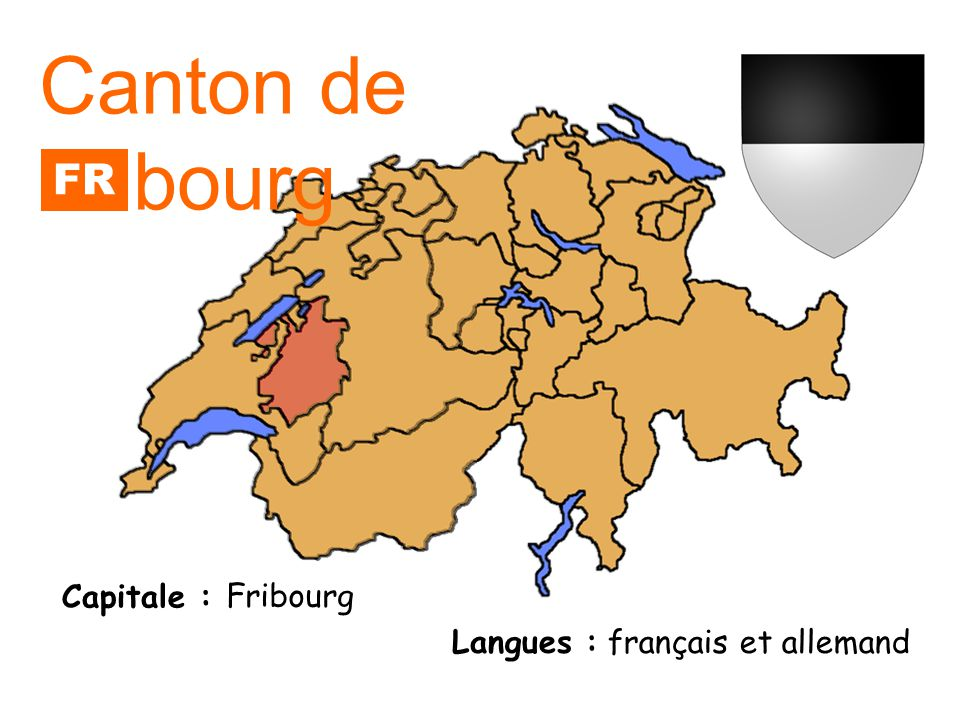 Canton de Vaud Capitale : Langue : Lausanne français VDVD