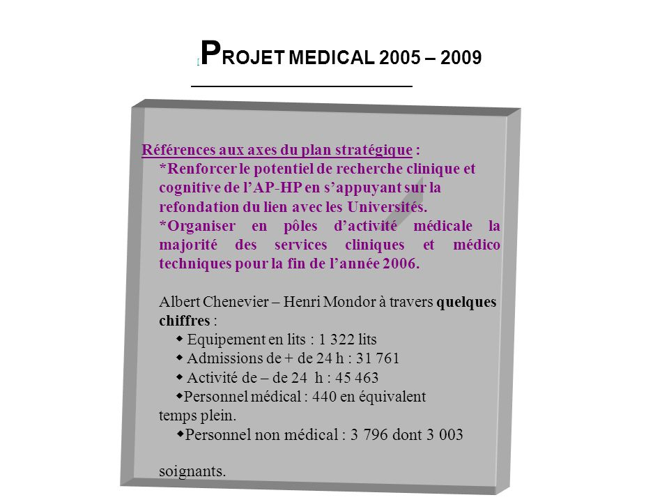 Albert Chenevier – Henri Mondor Bassin de population, environnement