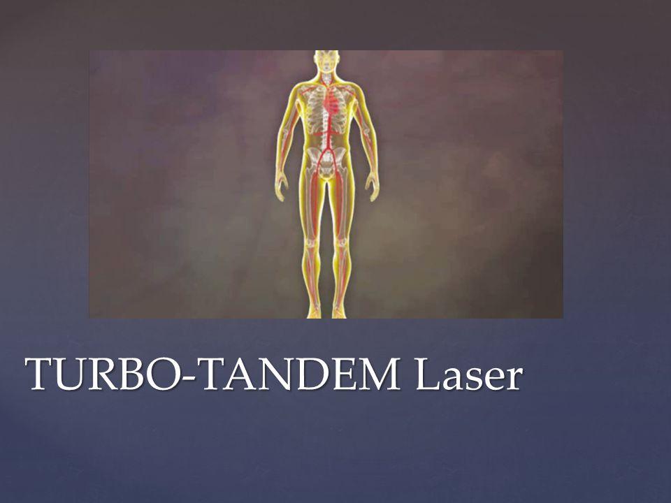 TURBO-TANDEM Laser