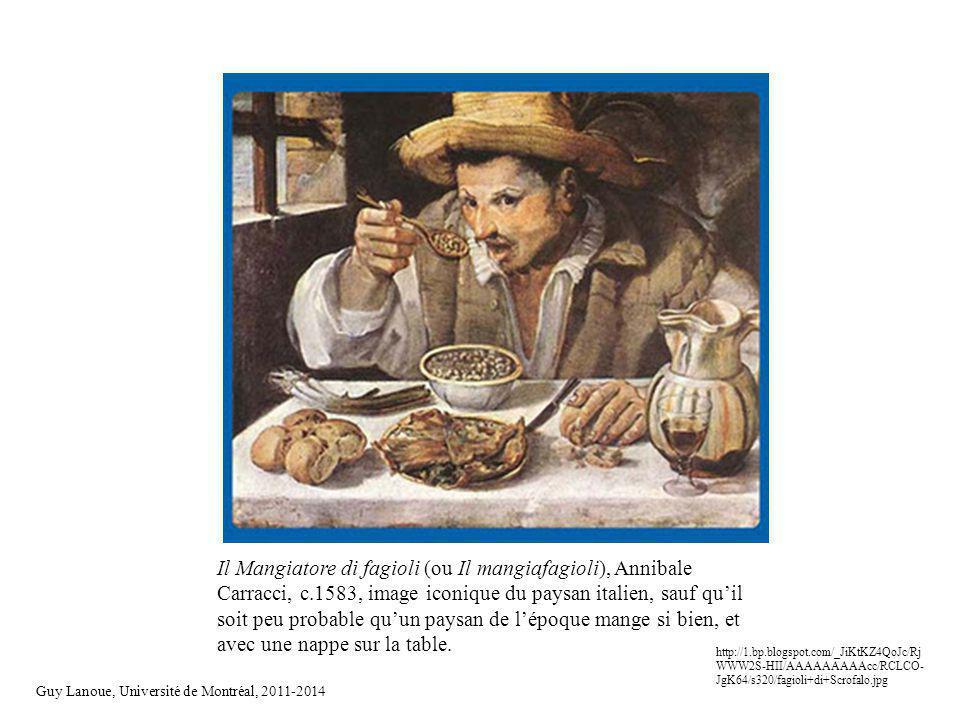 Il y a deux textes classiques qui prennent comme sujet les paysans italiens.