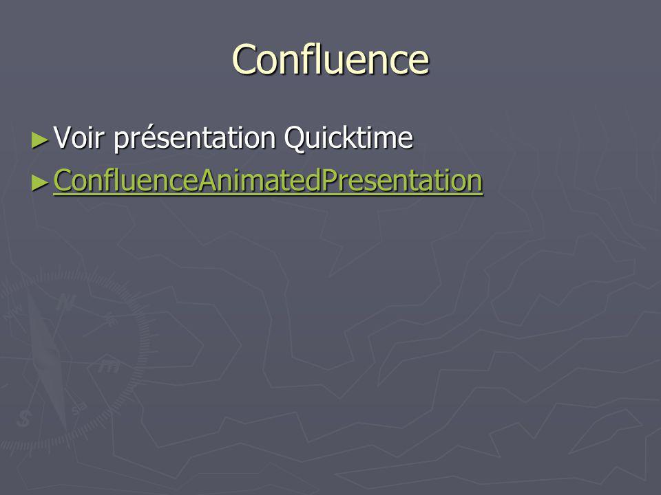 Confluence Voir présentation Quicktime Voir présentation Quicktime ConfluenceAnimatedPresentation ConfluenceAnimatedPresentation ConfluenceAnimatedPre