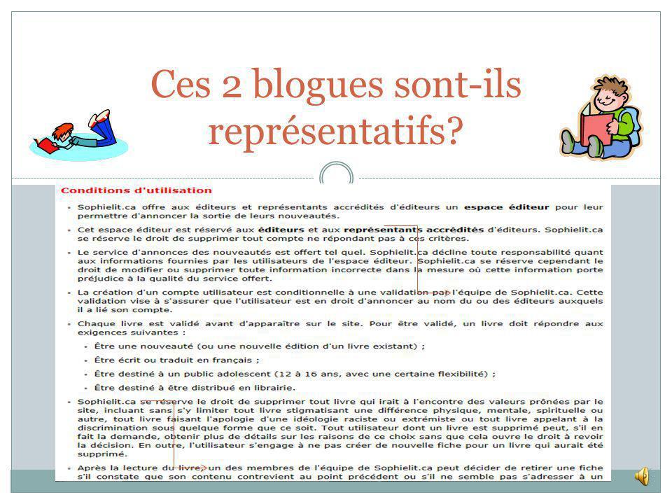 TRÈS DIFFÉRENTS LUN DE LAUTRE Sophie lit: blogue plus professionnel Litt.