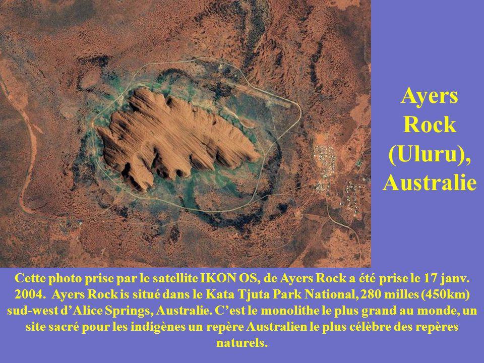 Le site de lArche de Noé .Est-ce vrai ou non. Une photo satellite du Mt.