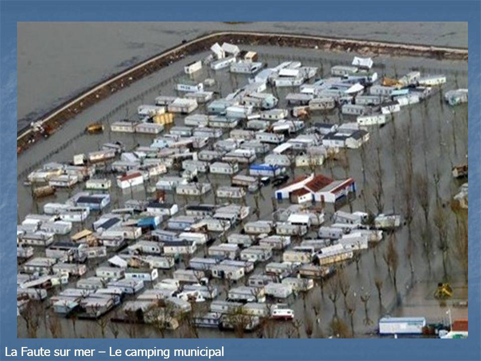 La Faute sur mer – Le camping municipal