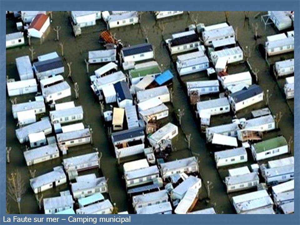 La Faute sur mer – Camping municipal