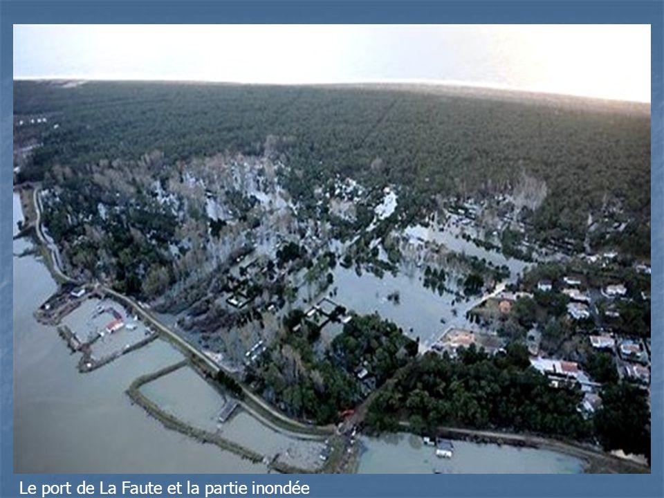 La Pointe de LAiguillon et le restaurant lOasis