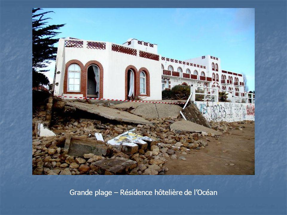 Grande plage – Résidence hôtelière de lOcéan