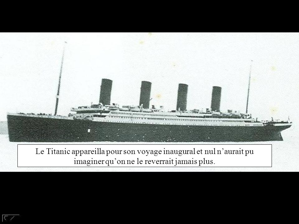 One propeller shaft of Titanic Une gaine darbre dhélice
