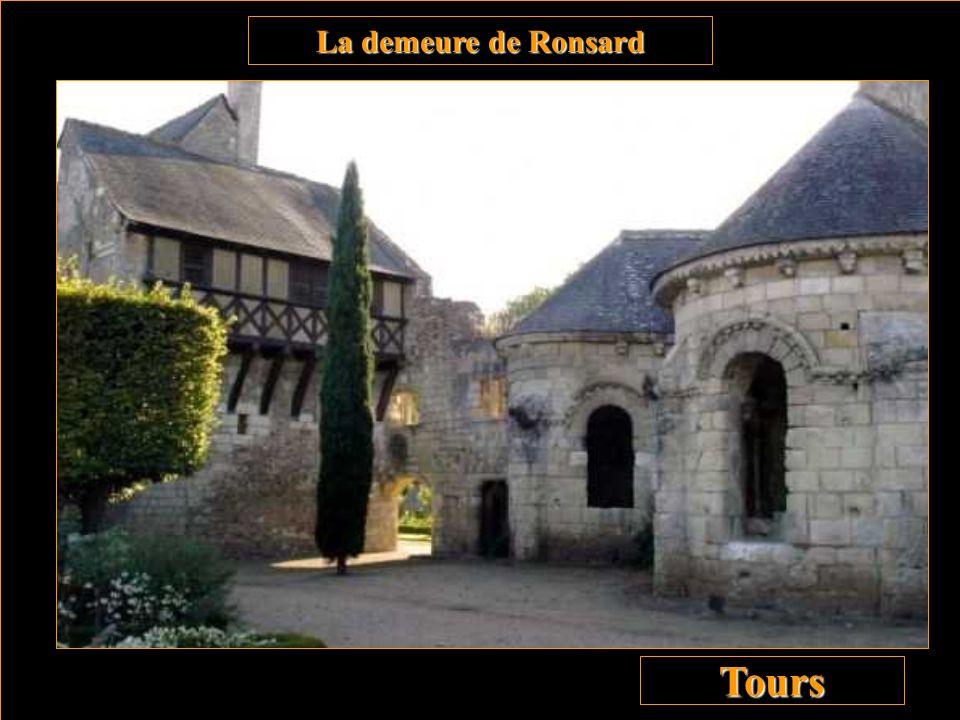 Château du Roi René Angers