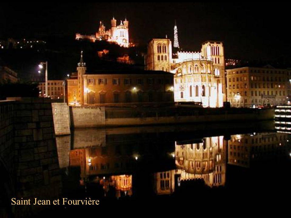 Saint Jean et Fourvière