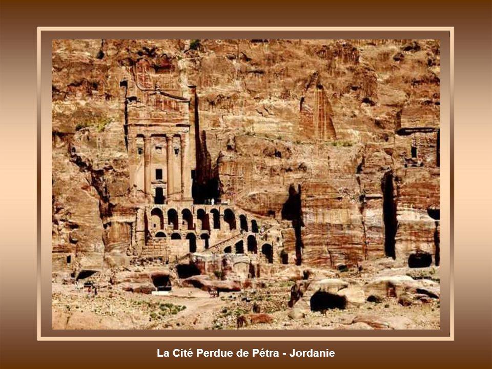 La Cité Perdue de Pétra - Jordanie