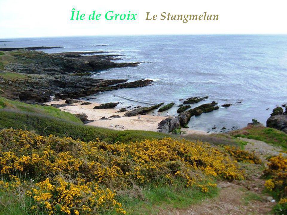 Île de Groix Le Stangmelan