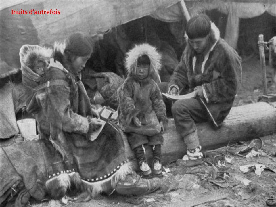 Inuits dautrefois
