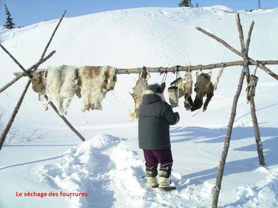Outils traditionnels du chasseur