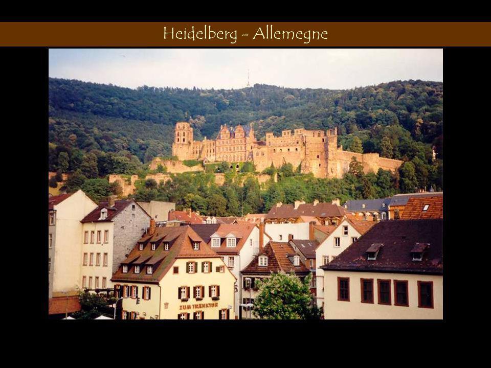 Heidelberg - Allemegne