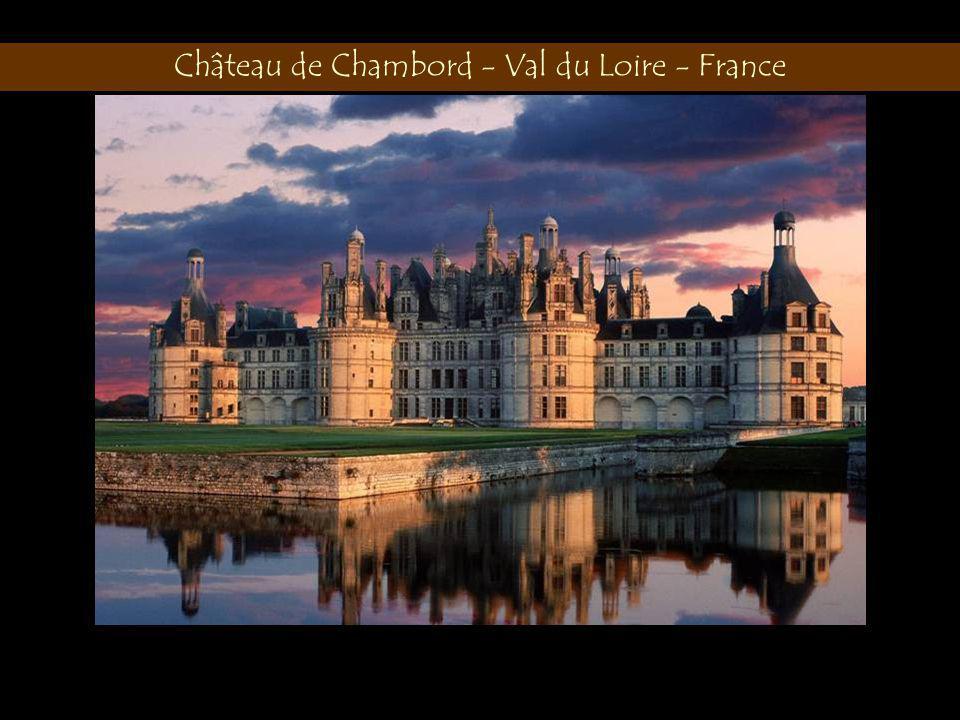 Château de Chambord - Val du Loire - France
