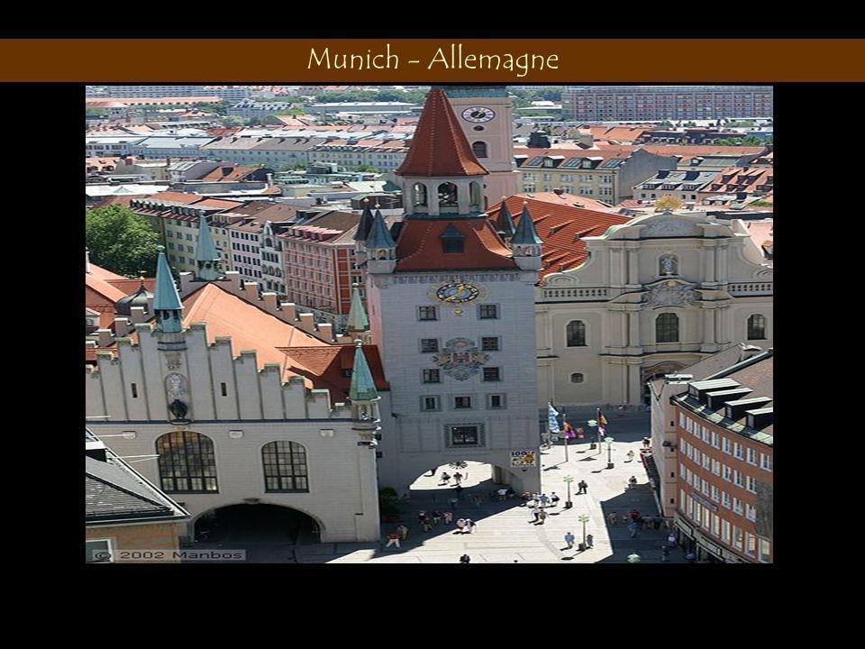 Munich - Allemagne
