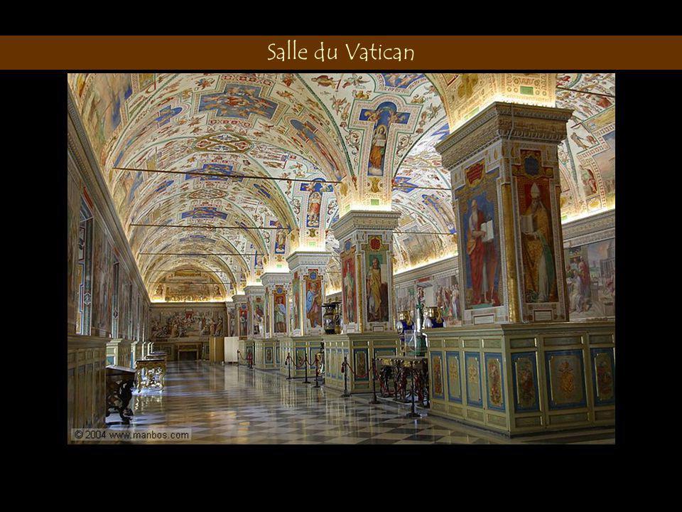 Salle du Vatican