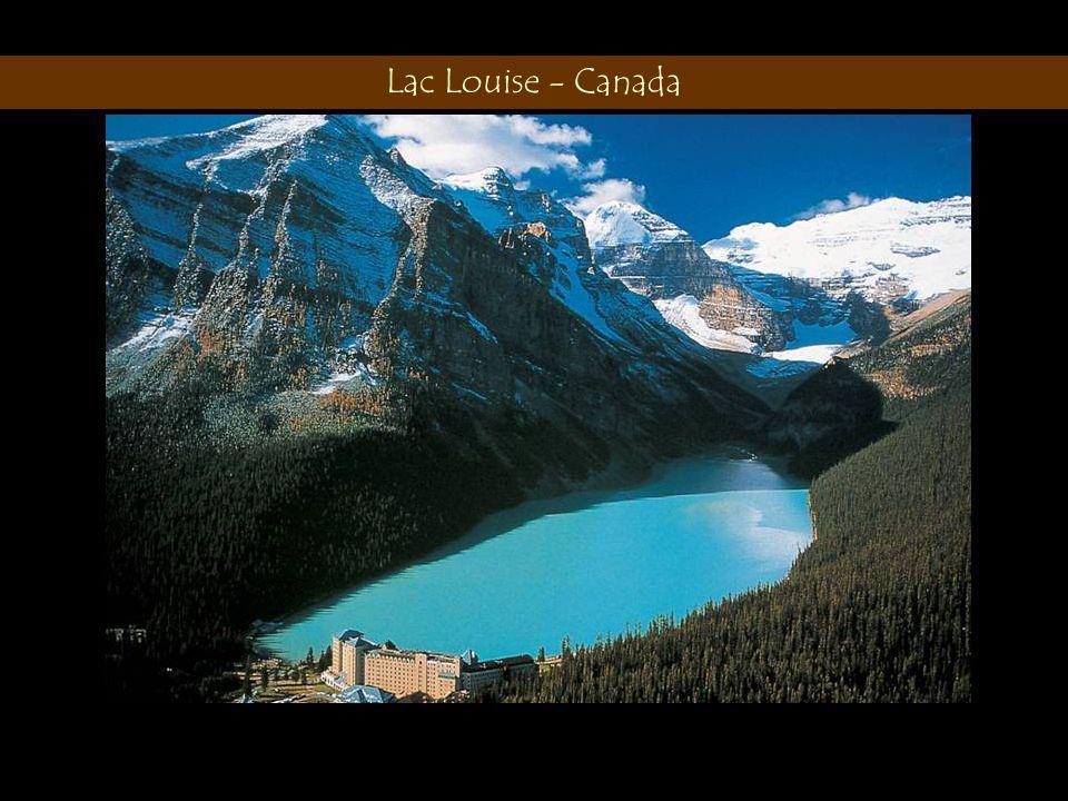 Lac Louise - Canada