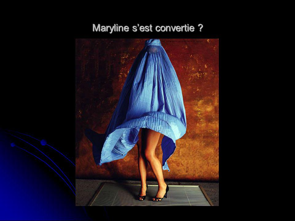 Maryline sest convertie