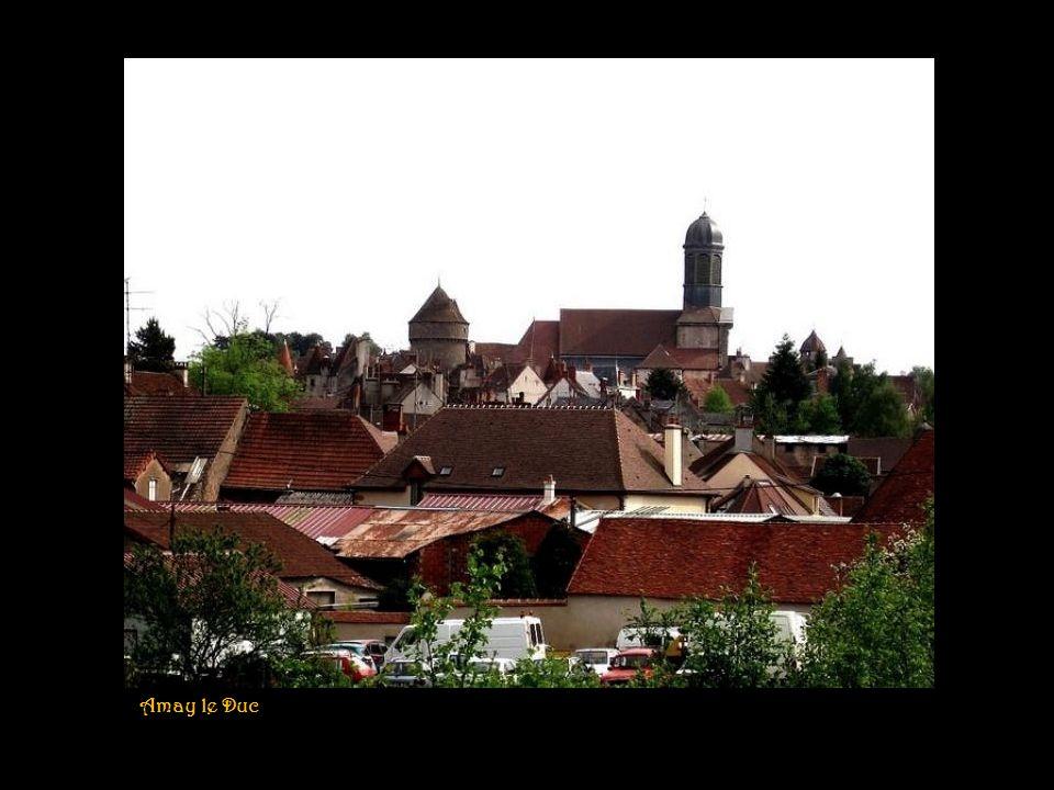 Saint Seine lAbbaye