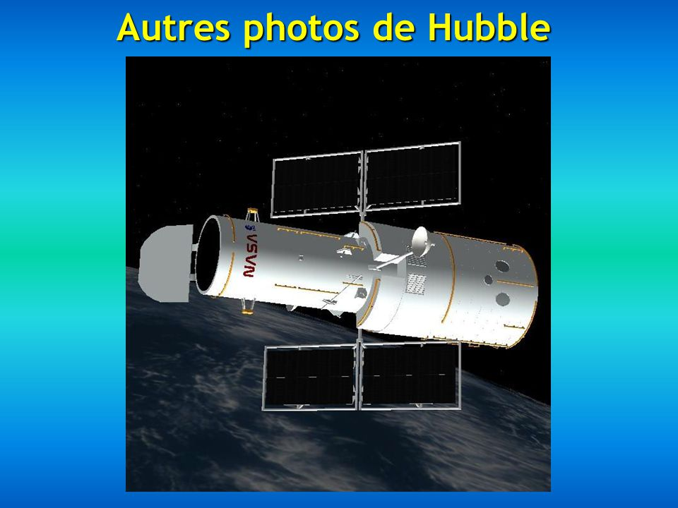 Autres photos de Hubble