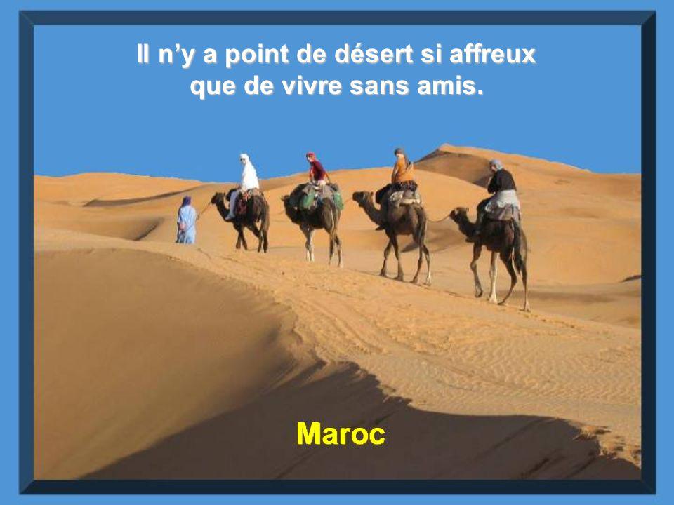 Petra, Jordanie Heureux les gens qui ne recherchent pas doasis dans le désert de leur cœur !