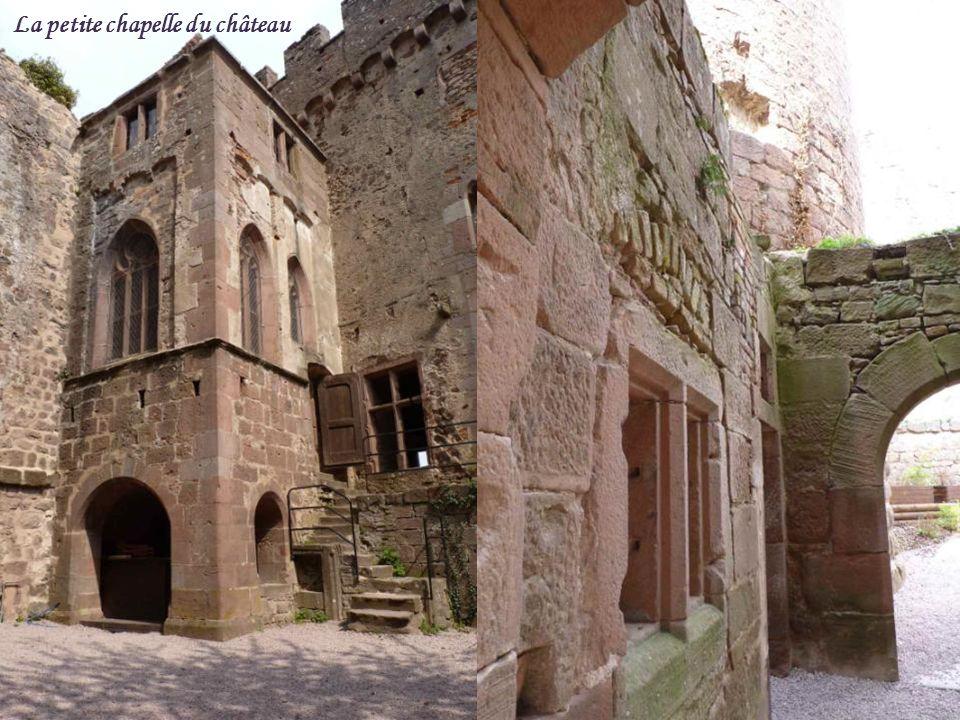 La petite chapelle du château