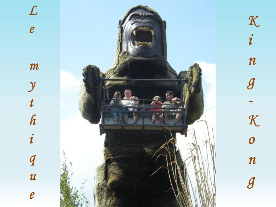 Le mythique Le mythique King-KongKing-Kong