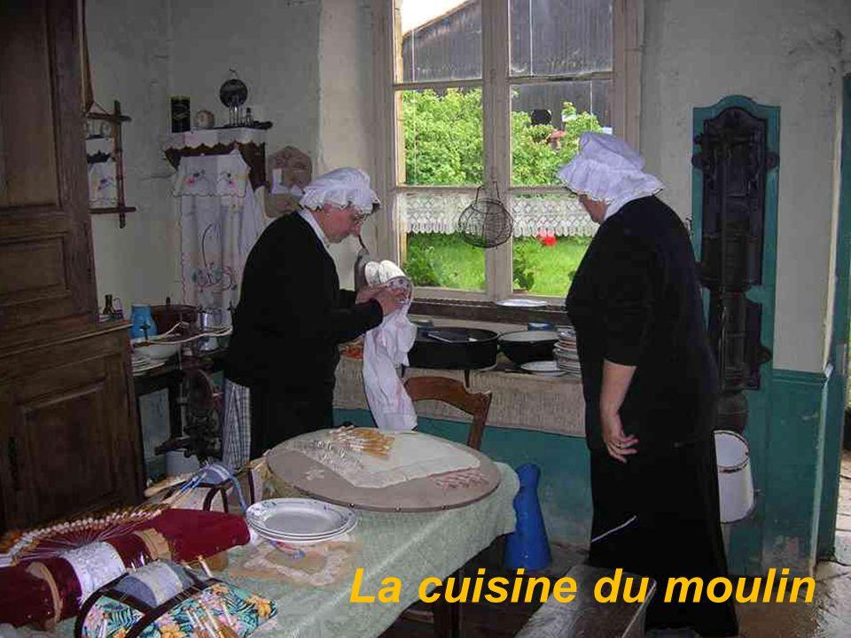La cuisine du moulin