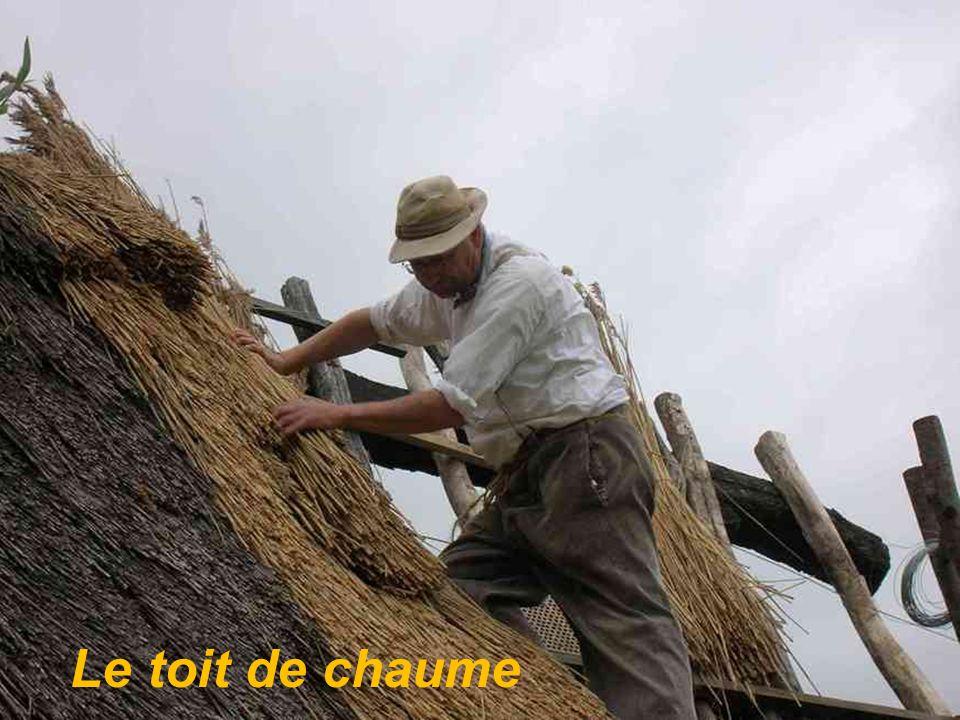 Le toit de chaume