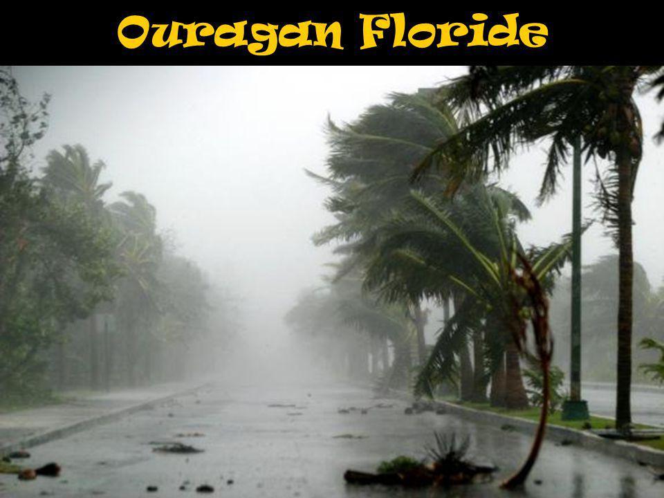 Ouragan Floride