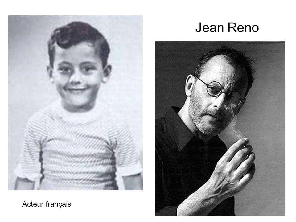 Jean Reno Acteur français